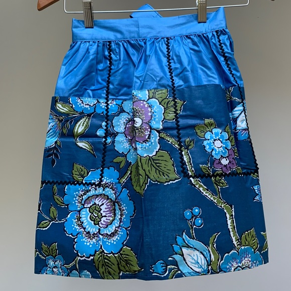 Vintage | 1950's Cotton Half Apron - Not Used